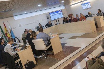 El Ayuntamiento de La Rinconada aprueba el nuevo presupuesto con el voto a favor de Podemos, Cs y PP