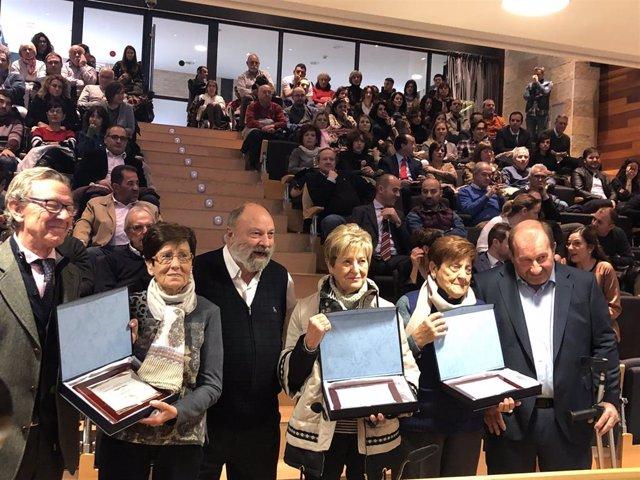 La Asociación De Personas Con Discapacidad De La Ribera (Amimet) Ha Celebrado Este Viernes En Tudela El 40º Aniversario De Su Nacimiento.