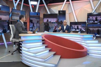 'Canarias, 1500 Km de Costa' lleva su campaña contra los ahogamientos a la televisión argentina