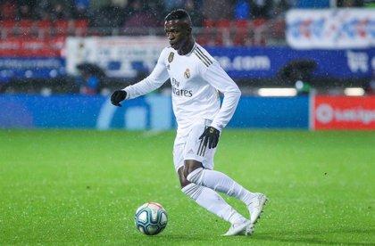 Vinicius, fuera de la convocatoria del Real Madrid para recibir a la Real Sociedad