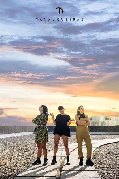 Tanxugueiras lanzan su segundo disco, que explora los límites de la música tradicional