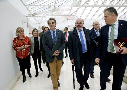 Martín dice que las consejerías inversoras se reforzarán en el próximo presupuesto