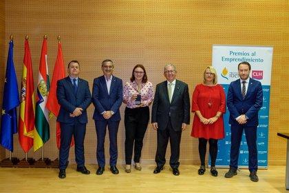 Campus Iberus entrega los VI Premios Emprende patrocinados por el Grupo CLH