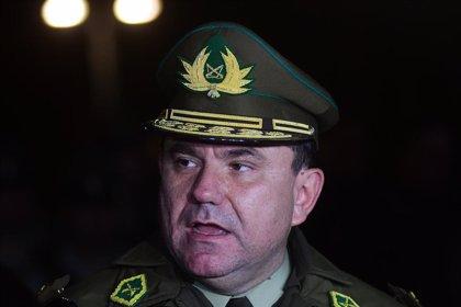 """Un alto cargo de Carabineros compara las protestas en Chile con el """"cáncer"""""""