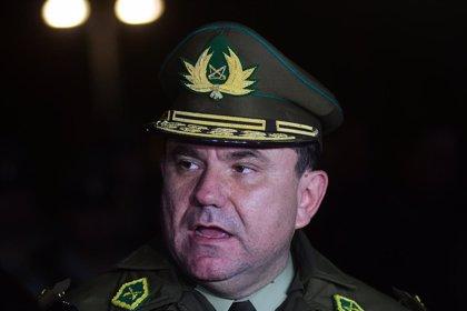 """Chile.- Un alto cargo de Carabineros compara las protestas en Chile con el """"cáncer"""""""