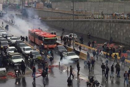 """Irán asegura haber detenido a cerca de cien """"líderes"""" de las recientes manifestaciones en el país"""
