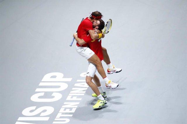 Rafael Nadal y Marcel Granollers
