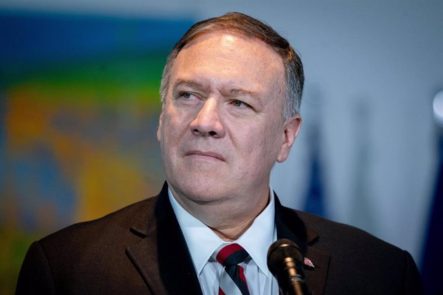Secretario de Estado de Estados Unidos, Mike Pompeo