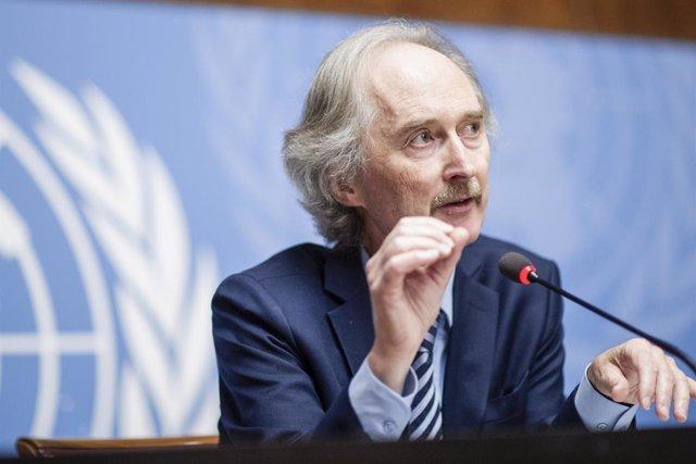 Siria.- Las conversaciones del comité constitucional sirio aún no alcanzan conse