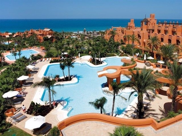 Hotel de la provincia de Cádiz