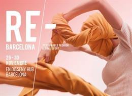 El Disseny Hub Barcelona acollirà el 29 i el 30 de novembre la primera edició del certamen de moda sostenible Re-Barcelona Sustainable Fashion Global Event.