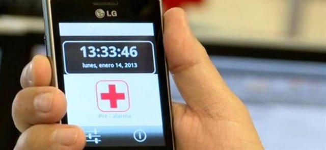 Servicio ATENPRO de Cruz Roja