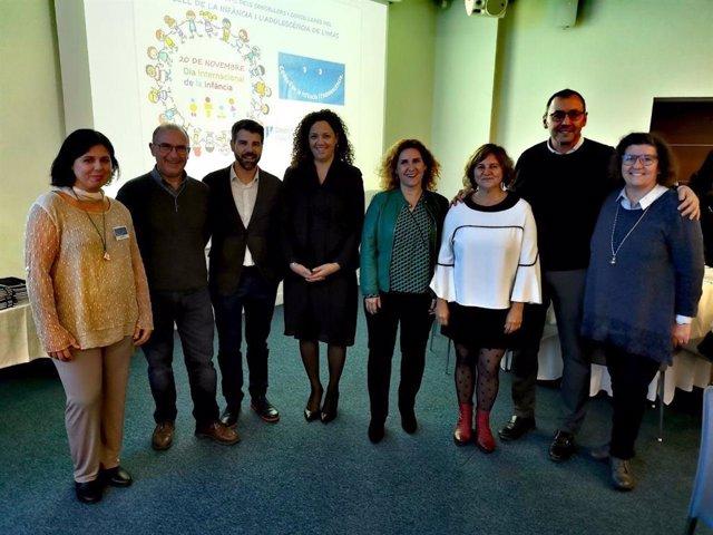 La presidenta del Consell, Catalina Cladera, ha presidido el acto de toma de posesión de 40 niños y jóvenes como consejeros del Consell de Infancia y Adolescencia del IMAS