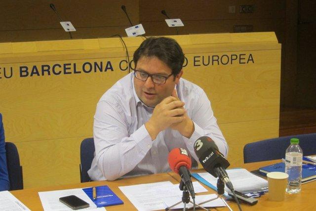 L'eurodiputat Francesc Gambús.