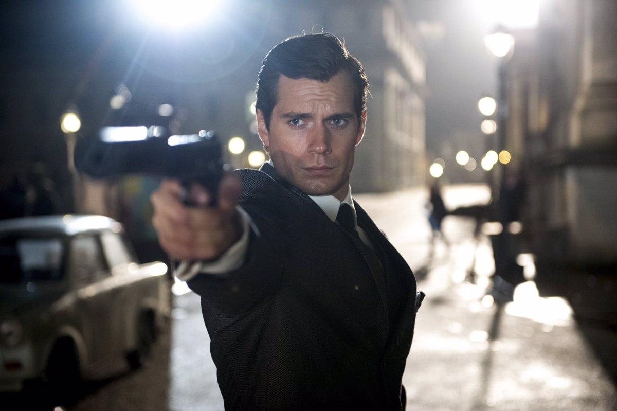 Rechazaron a Henry Cavill como James Bond