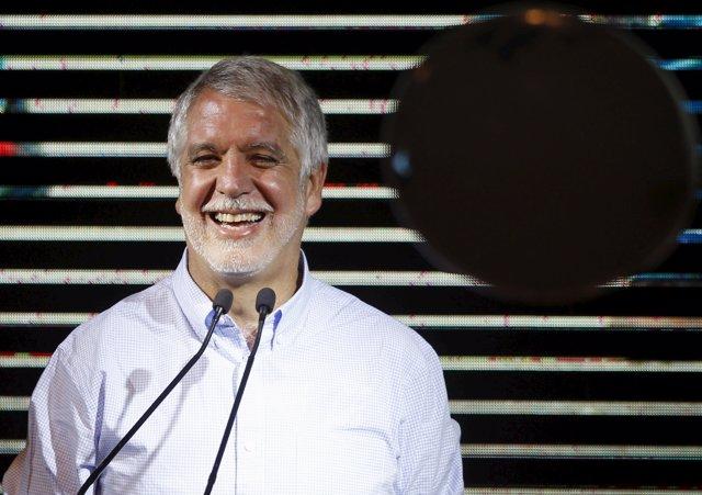 El alcalde de Bogotá, Enrique Peñalosa.