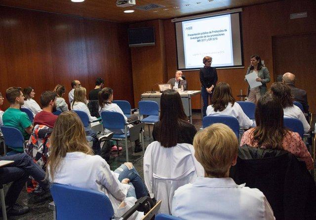 Presentación del nuevo centro virtual de Documentación Social