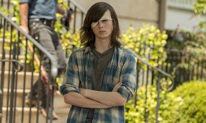 Hospitalizado el actor de The Walking Dead Chandler Riggs (Carl Grimes)