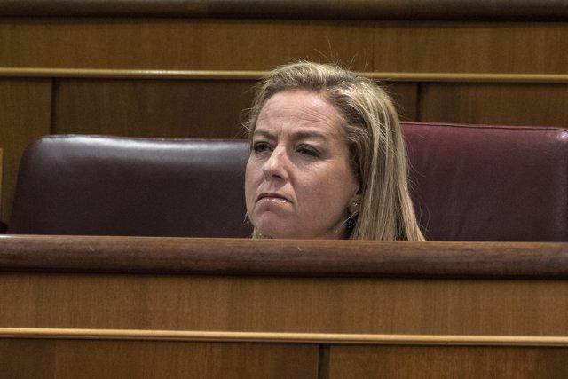 Ana Oramas, Coalición Canaria, en el Congreso