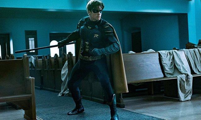 Robin en Titans
