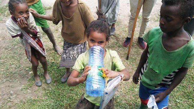 Una tecnología del CSIC posibilita el acceso a agua potable en zonas rurales de Etiopía