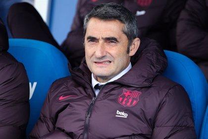"""Valverde: """"No hemos perdido el liderato, vamos a quedarnos con lo bueno"""""""