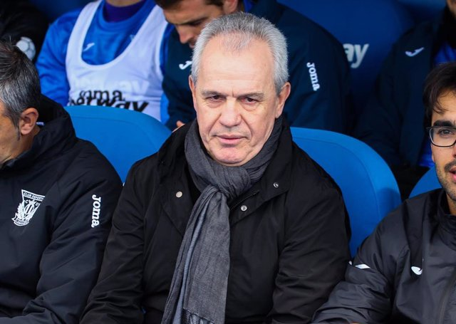 Javier Aguirre, entrenador del Leganés