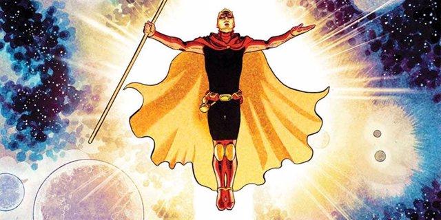 Adam Warlock en los cómics de Marvel