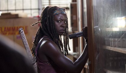 ¿Ha revelado ya The Walking Dead cómo saldrá Michonne de la serie?