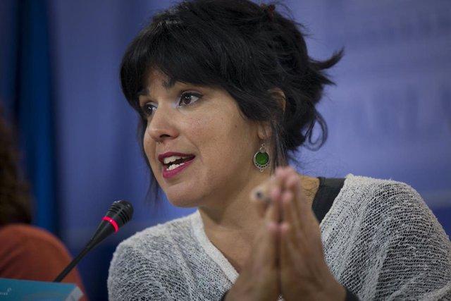 Teresa Rodríguez en una imagen de archivo