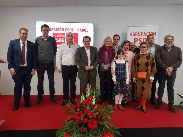 "Entrena destaca el ""amplio legado"" de Alfredo Pérez Rubalcaba"