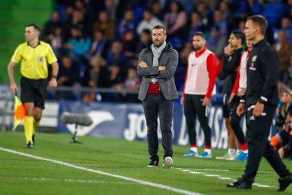 """Diego Martínez: """"Le doy mucho valor a este punto porque nos lo hemos currado muchísimo"""""""