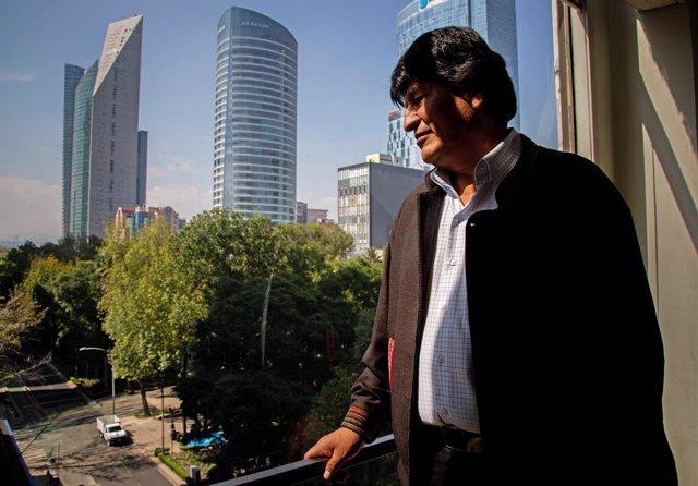 Bolivia.- El MAS presenta un proyecto de ley para que no se juzgue a Morales y G