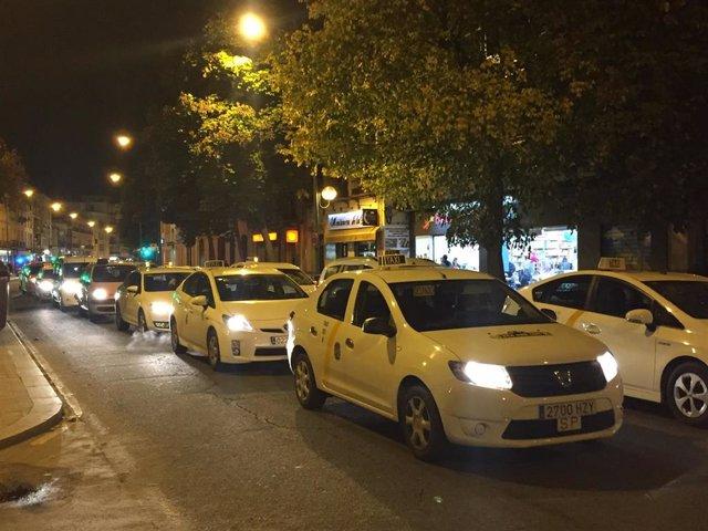 Taxis de Sevilla