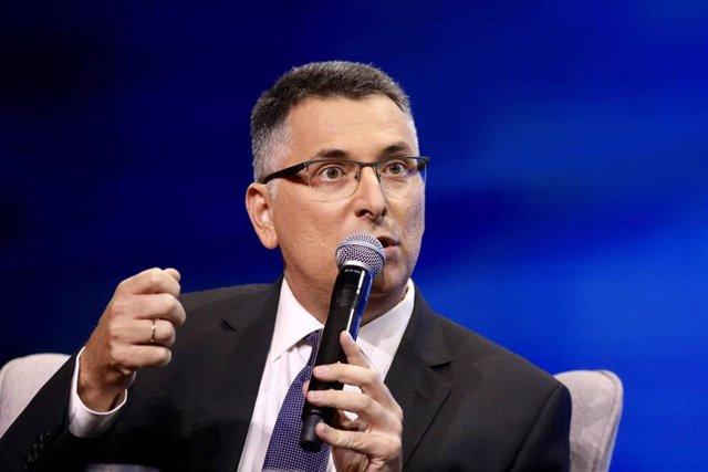 El diputado del Likud, Gideon Saar