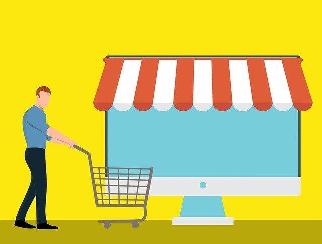 Comprar alimentos 'on-line'