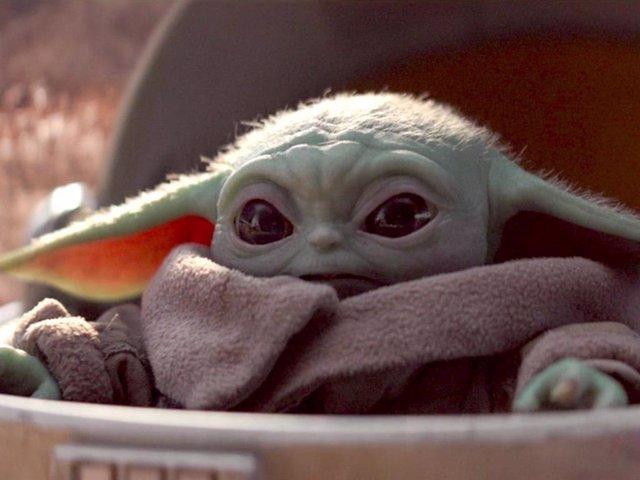 El entrañable 'Baby Yoda' en The Mandalorian