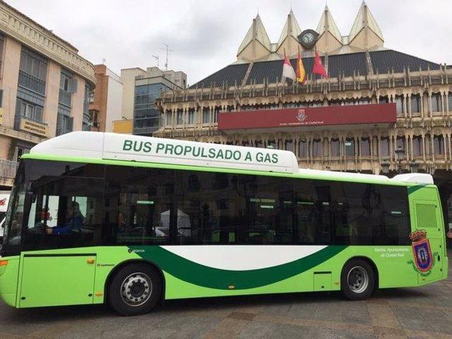 Transporte urbano de Ciudad Real.