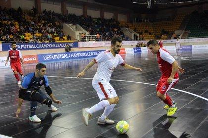 ElPozo Murcia empata con el Pesaro y estará en la 'Final Four'