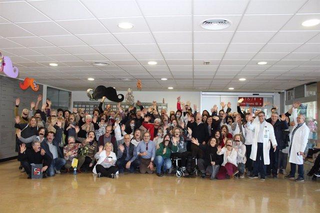 La Unitat Funcional de Cncer de Prstata de Lleida se suma al moviment Movember.