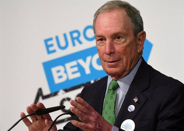 Michael Bloomberg, candidato a la Presidencia de EEUU