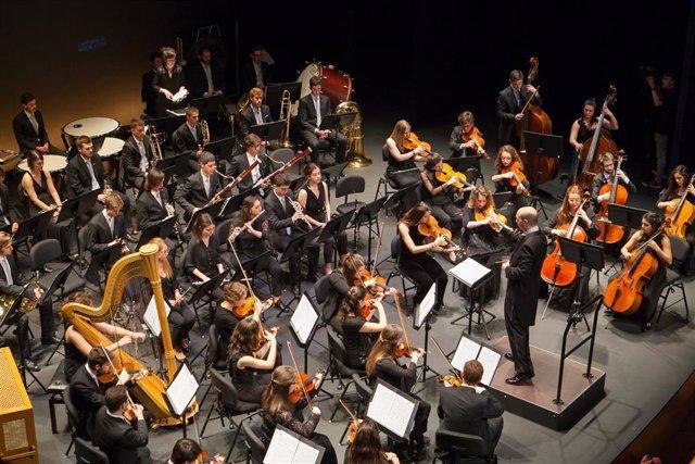Ndp Concierto De La Orquesta Sinfónica Universidad De Navarra En El Museo