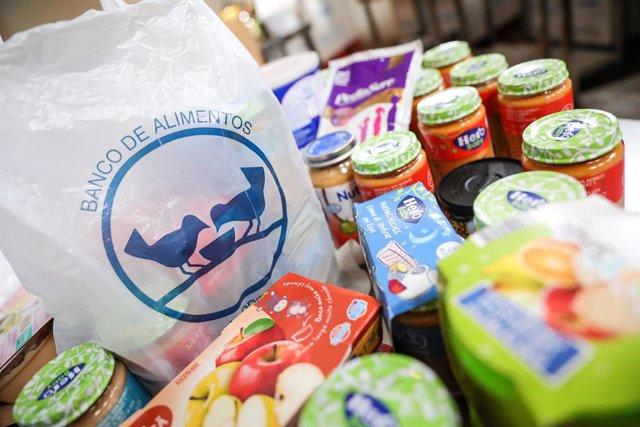 La gran recogida del Banco de Alimentos consigue tres millones de kilos en Andal