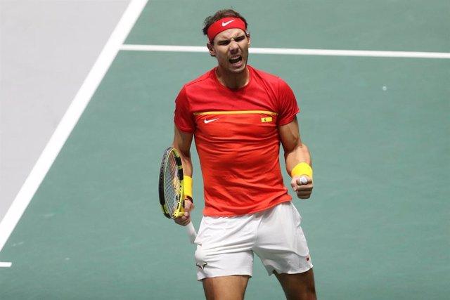 AMP.- Tenis/Davis.- Un Nadal invencible deja la sexta Davis en España