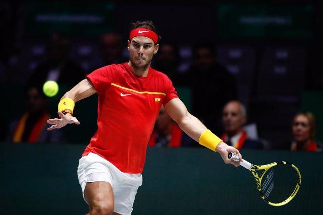"""Tenis/Davis.- La clase política se rinde al tenis español por su éxito: """"Habéis"""