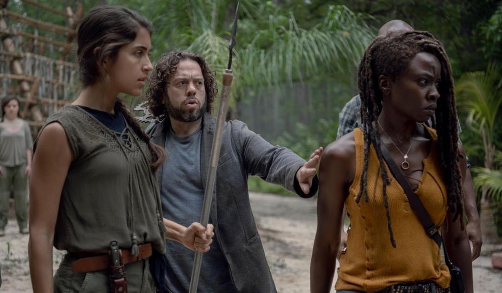 La 10 U00aa Temporada De The Walking Dead Ya Tiene Fecha De Regreso