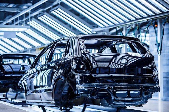 Recurso de planta de Volkswagen en Landaben (Navarra)