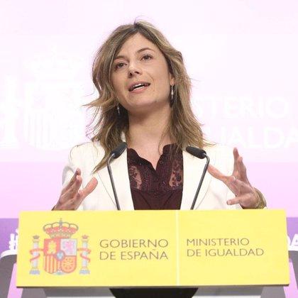 La Delegación del Gobierno en Andalucía premia a la exministra Bibiana Aído por su lucha contra la violencia de género