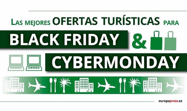 El Black Friday llega al turismo: descubre las mejores ofertas para viajar