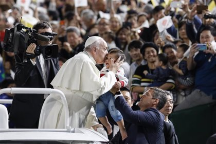 Papa Francisco.- El Papa pide abordar la cuestión nuclear a nivel multilateral